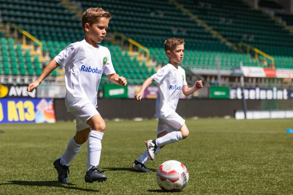 Inschrijving ADO Den Haag Voetbalkampen zomervakantie geopend!