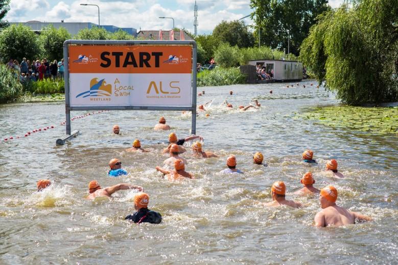 Inschrijving A Local Swim Westland start op 3 maart