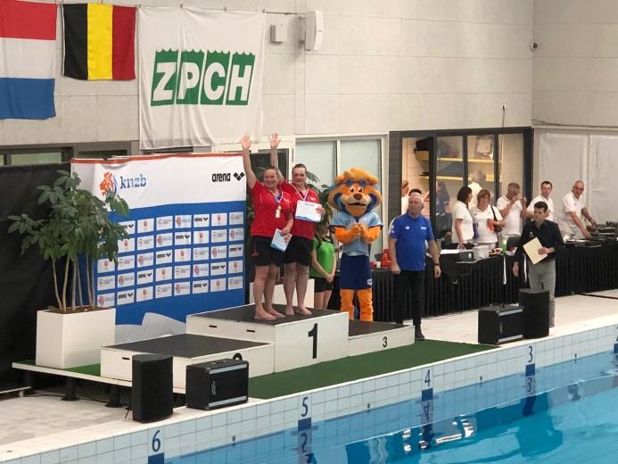 NK en NK Masters synchroonzwemmen 2020