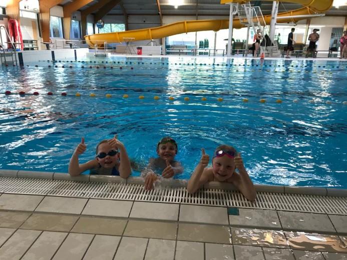 Zwemvereniging Westland zwemt weer.