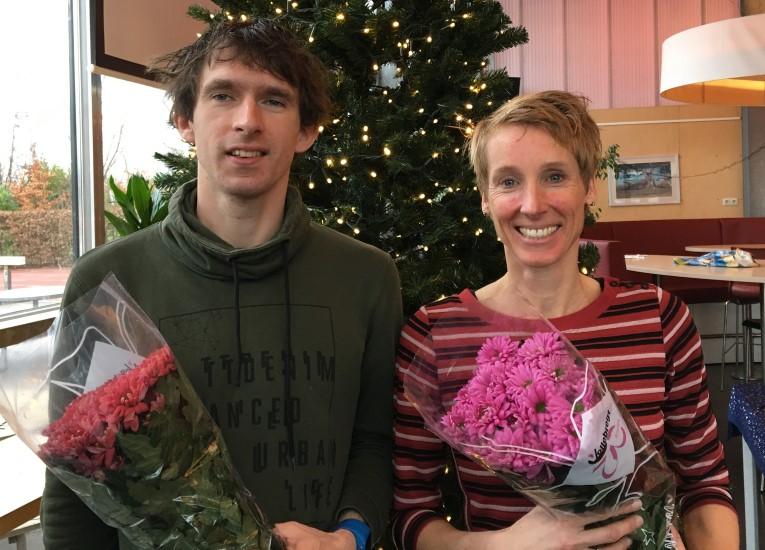 Van Marrewijk en Jongerius winnen Kerstloop