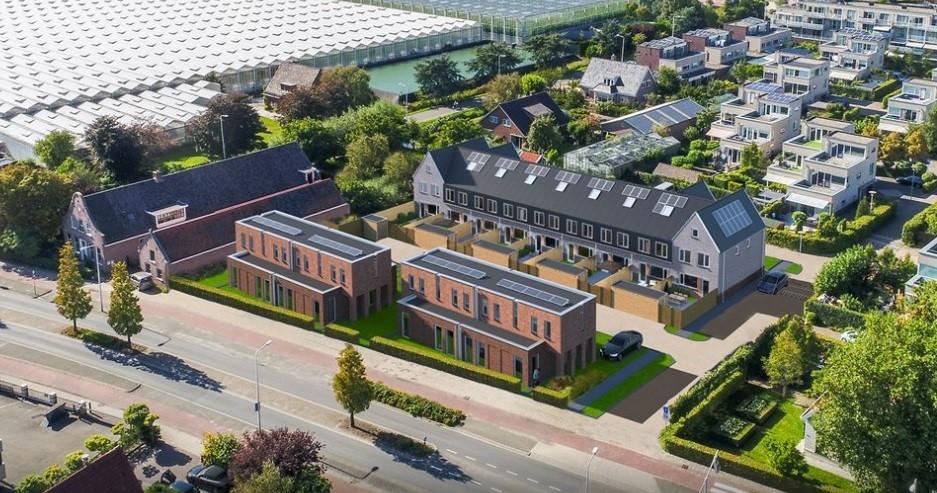 Nieuwbouw Kerkstraat Kwintsheul valt iets duurder uit