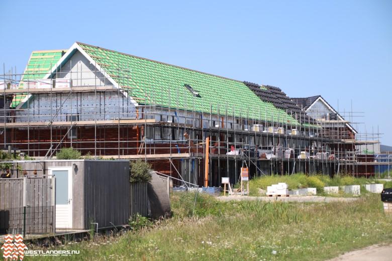 Cijfers nieuwbouw huurwoningen in Westland