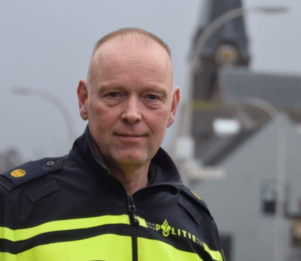 Wijkagent Jaap van Toor plots overleden