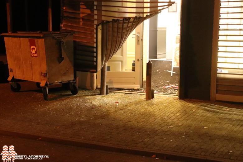 Hagenaar aangehouden voor ramkraak in Wateringen