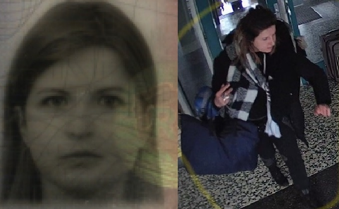 Poolse Ursula Dyrek (33) vermist