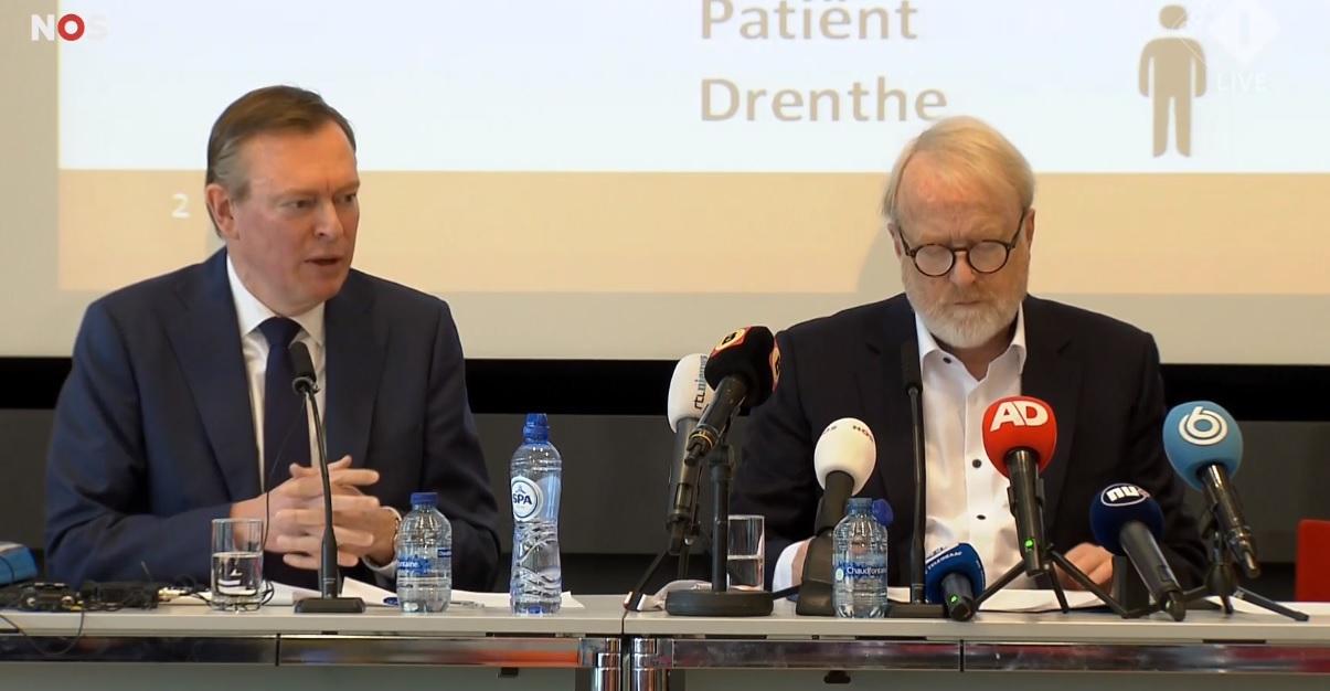 Stand van zaken corona-patiënten in Nederland