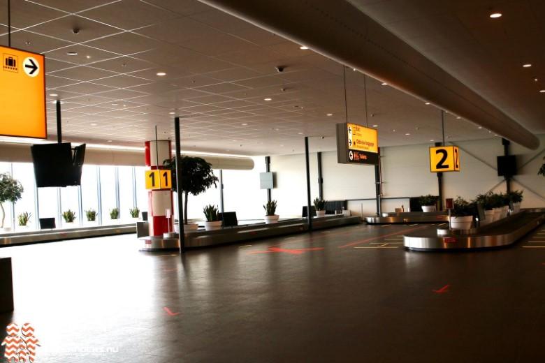 5,5 miljoen passagiers op luchthavens 3e kwartaal