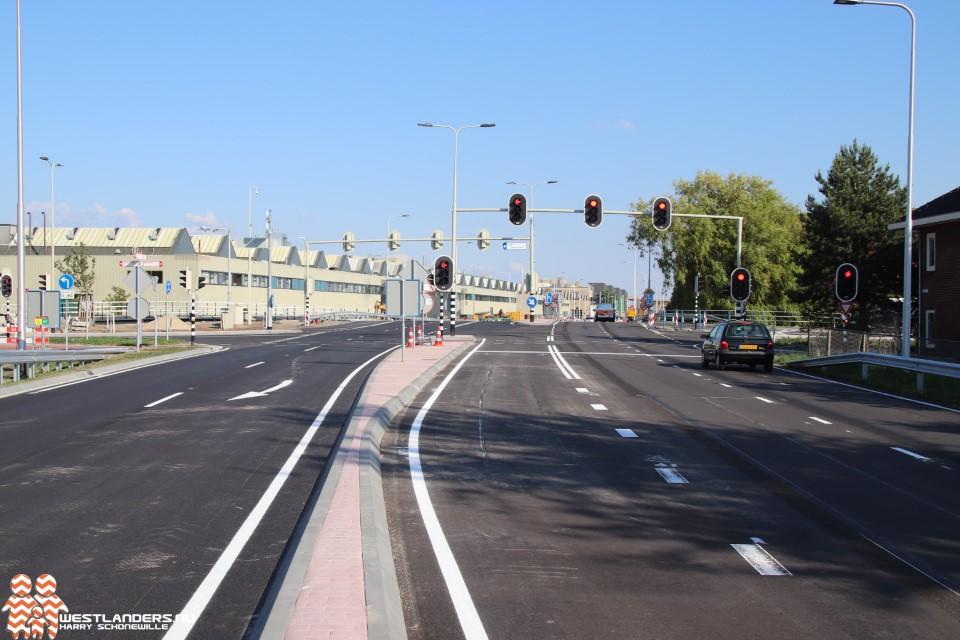 Weekendafsluiting N213 van Middel Broekweg tot Bosweg