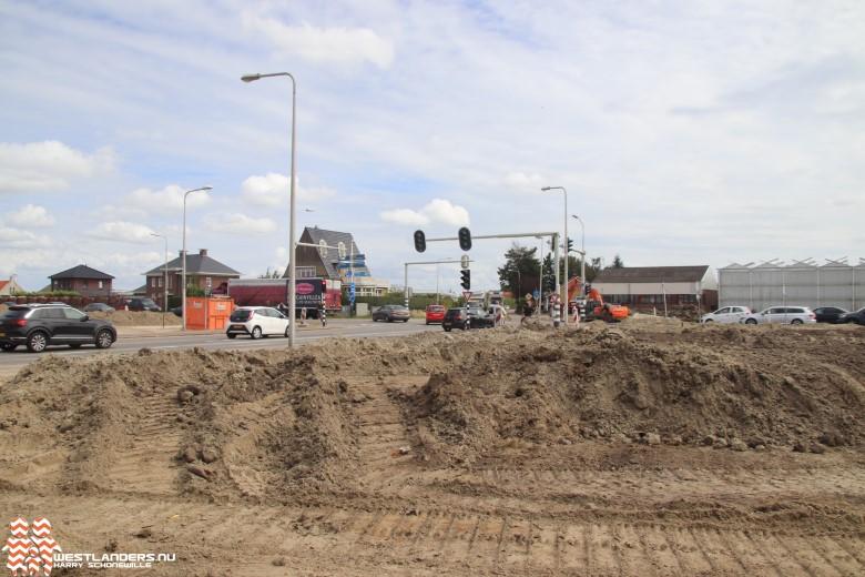 Rotonde Zwartendijk-Emmastraat open op 17 mei