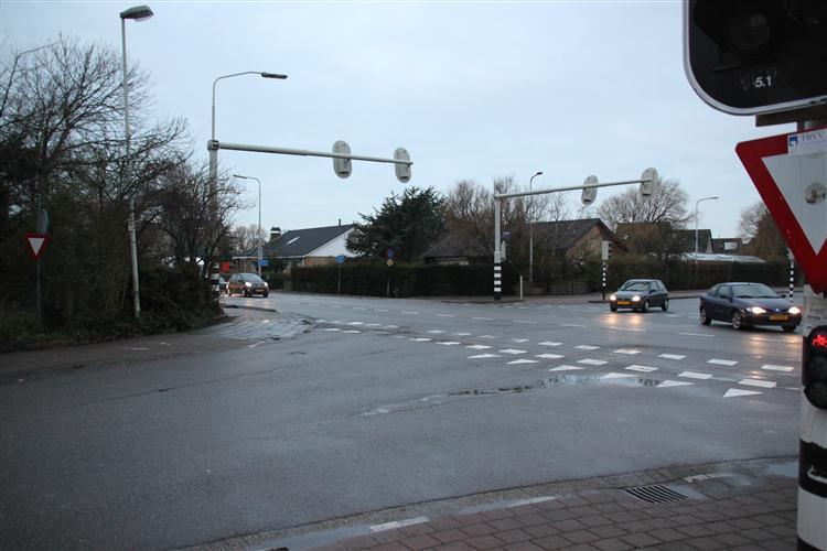 Kruising Zwartendijk/Emmastraat wordt rotonde in 2020