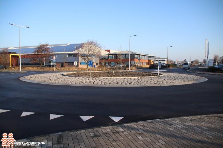 Kruising bij Coldenhovelaan stuk veiliger met nieuwe rotonde