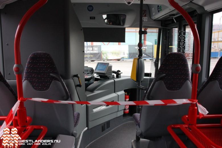 Aangepaste dienstregeling openbaar vervoer vanaf 19 maart
