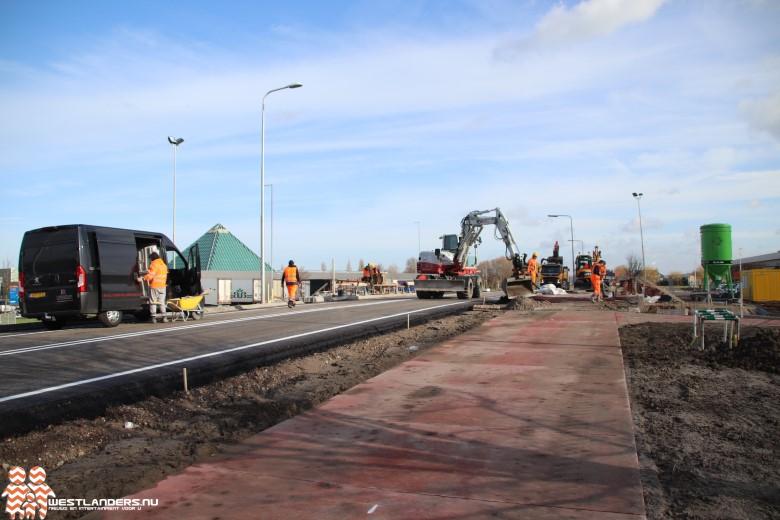 Zwaansheulbrug eind van de week open