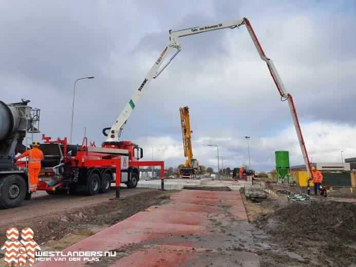 Einde vernieuwing Zwaansheulbrug in zicht