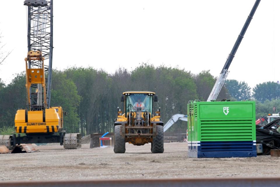 Dit weekend heiwerkzaamheden bij A20 Vlaardingen