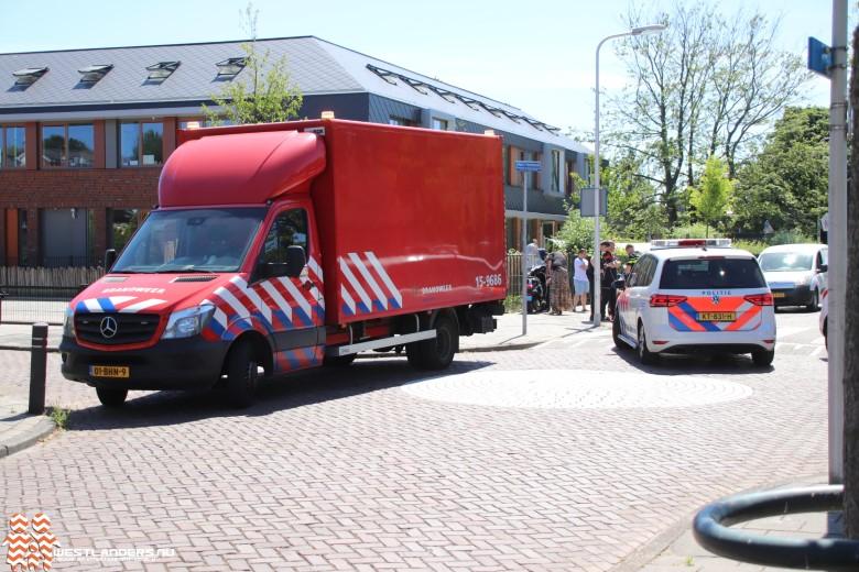 Kind gewond bij ongeluk Harry Hoekstraat