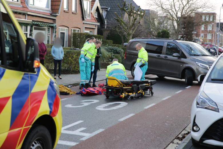 Kind ernstig gewond bij ongeluk Ambachtsweg