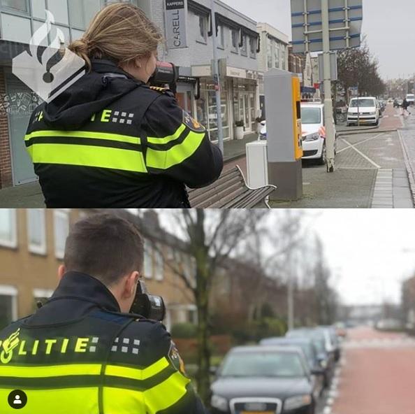 Zeven automobilisten bekeurd in Wateringen