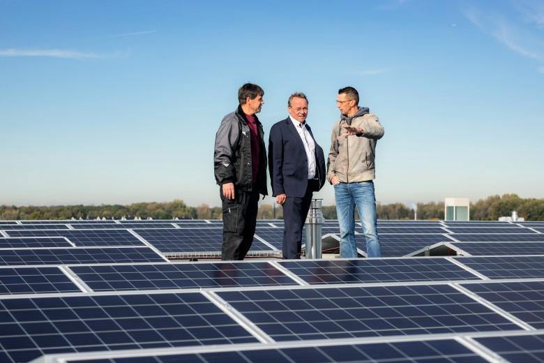 SolarNRG organiseert 20 februari zonnestroom subsidie avond voor ondernemers