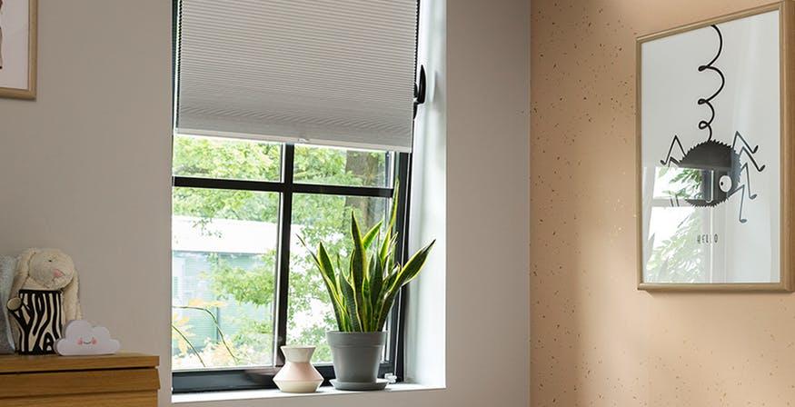 Welke raamdecoratie voor een draai-kiepraam?