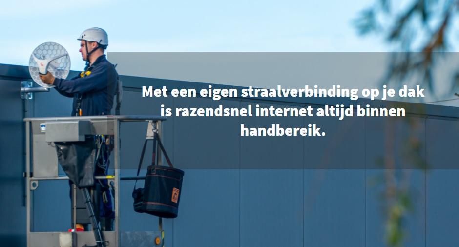 DAEL Connectivity heeft prima alternatieven voor glasvezel!