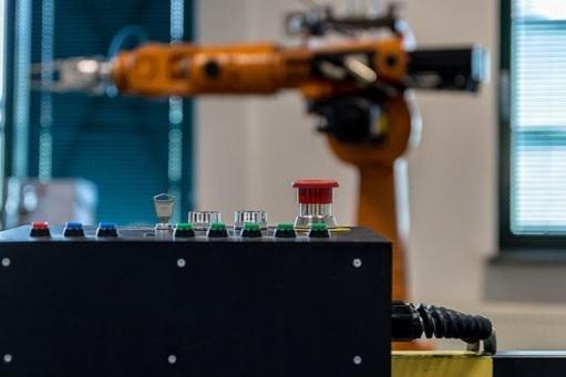 Een lasrobot voor veilig werken!