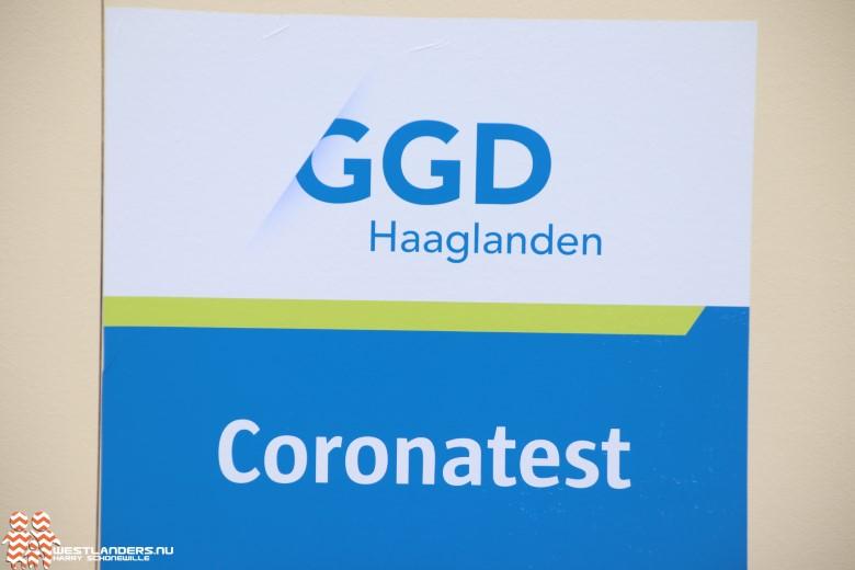 Nieuwe testlocatie corona maandag in Delft