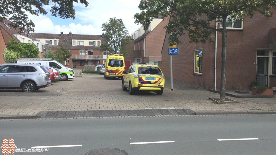 Kind gewond na val van balkon