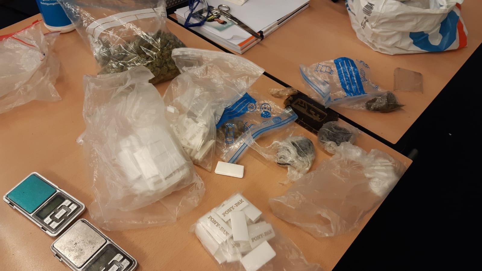 Drugsdealer aangehouden in 's-Gravenzande