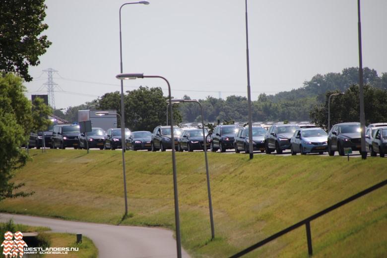 Extra drukte verwacht op snelwegen dit weekend