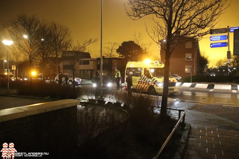 Fietser gewond bij ongeluk Koningin Julianaweg