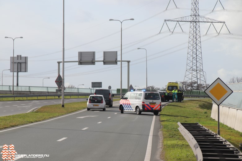 Turkse trouwstoet oorzaak ongeluk aan de Maasdijk