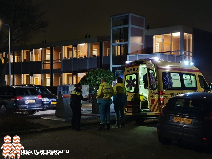 Incident Topaas was geen overval