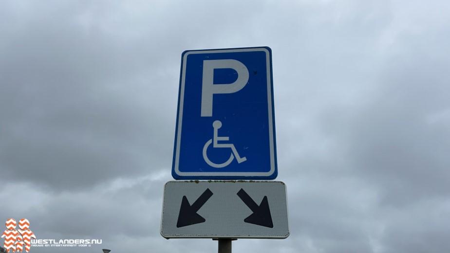 Gemeente pakt misbruik gehandicaptenparkeerkaarten aan