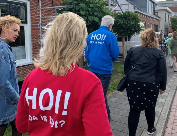 Westland Ontmoet start 'Hoi! Hoe is het?'-challenge