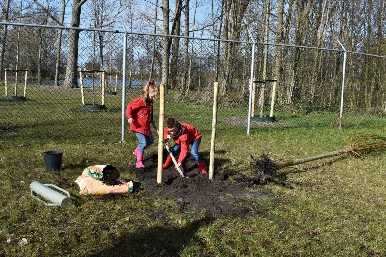 Nieuwbouw scouting Naaldwijk bij Prinsenbos