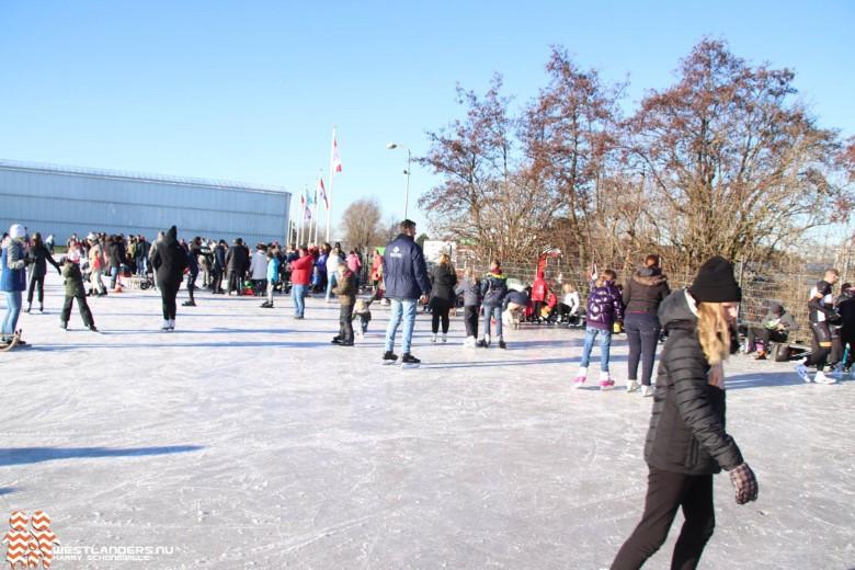 Geen schaatspret deze winter bij ijsvereniging De Lier