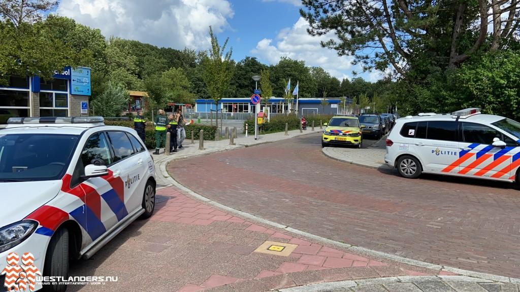 Meisje (12) gewond bij steekincident van Rijslaan