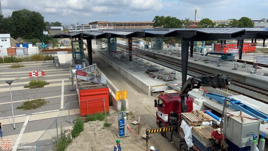 Extra toezicht op spoorlopers bij station Delft Campus