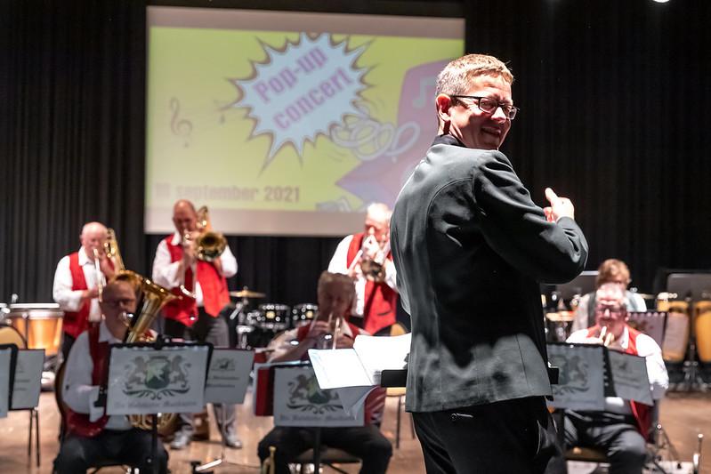 Geslaagd Pop-up concert Rotterdam aan Zee en Die Höfstadter Musikanten