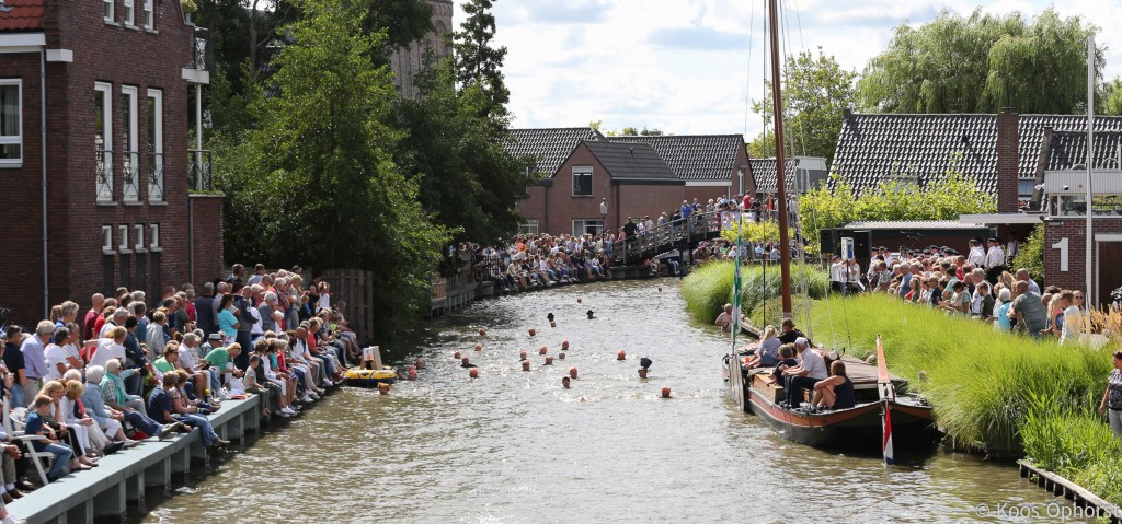4de editie A Local  Swim Westland gaat niet door
