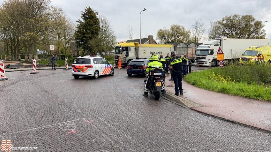 Ongeluk aan de Madepolderweg