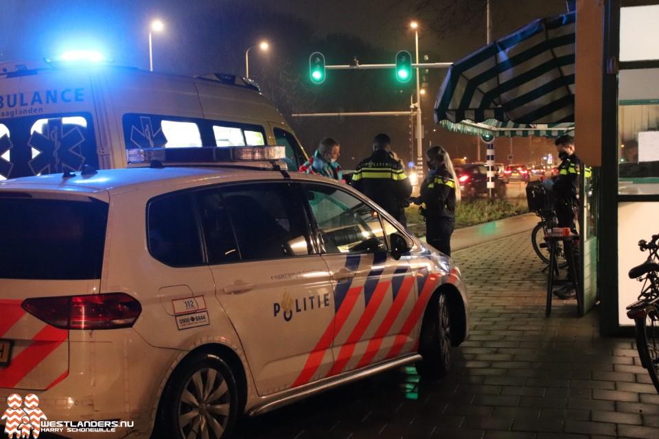 Vrouw gewond bij steekincident Erasmusweg
