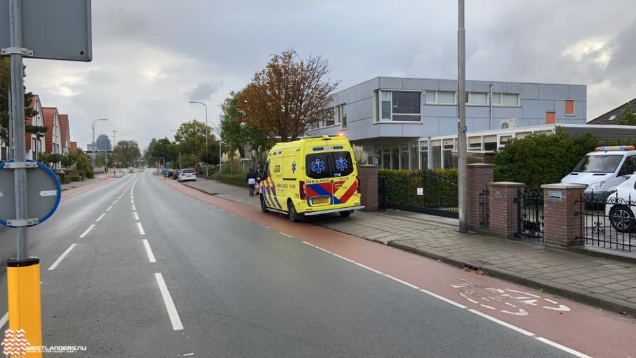 Scooter doorgereden na ongeluk Oosteinde
