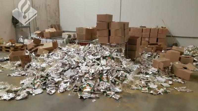 Grote drugsvondst in bedrijfspand Nikkelwerf
