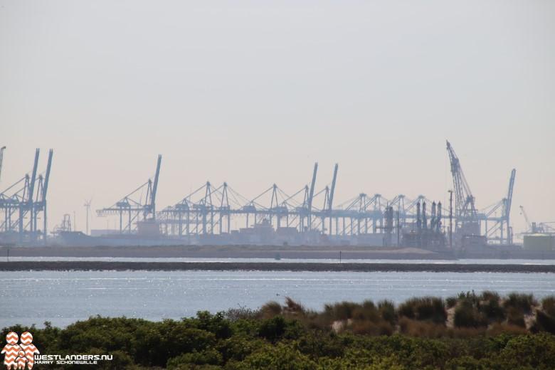 Aanpak kolenstof in Hoek van Holland