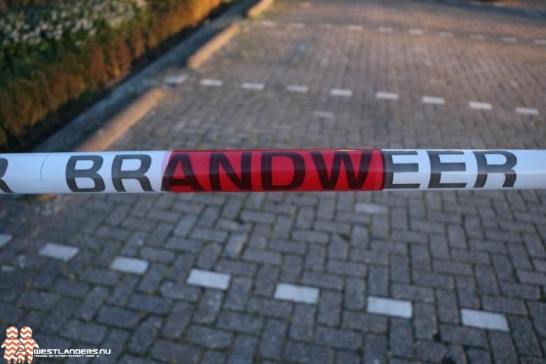 Twee gewonden bij ongeluk met gevaarlijke stof