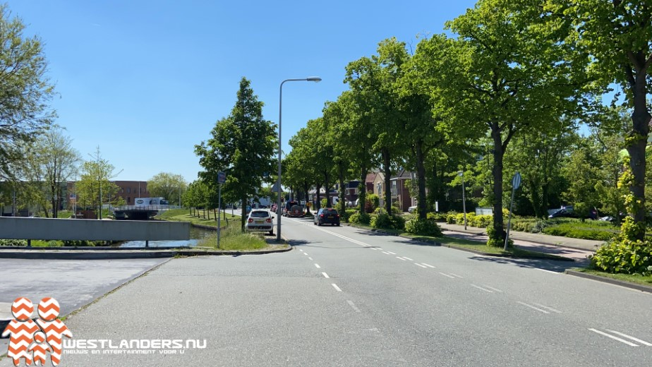 Bewoners willen flitspaal bij kruising Dijkweg/N213