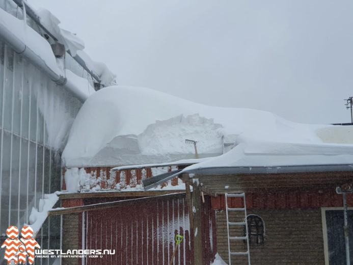 Stand van zaken schades bij glastuinbouwbedrijven door sneeuwval